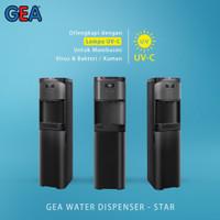 Dispenser GEA Galon Bawah STAR Dilengkapi dengan Lampu UV-C Semarang