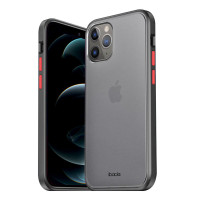 Ibacks Barvity Premium Case for Iphone 12 Pro Max