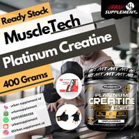 MUSCLETECH PLATINUM CREATINE 400 GRAM