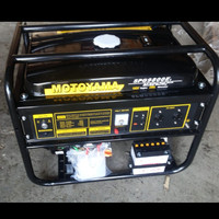 Genset Motoyama 9800 E1 Generator Motoyama