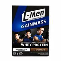 LMen Gain Mass Chocolate Susu [225 g]