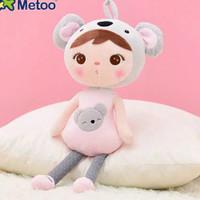 Boneka metoo besar baby angela mainan anak-anak metoo doll koala panda