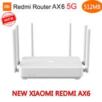 Xiaomi Redmi Ax6 Router Gigabit Dual Band Wifi 6