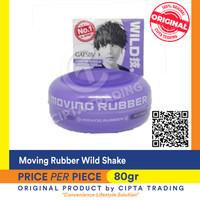 Pomade - Gatsby - moving rubber wild shake 80g