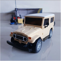 ⭐ RC JEEP STRONG SUPERIOR MATERIAL SKALA 1:20