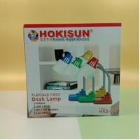 Lampu Belajar / Meja / Desk Lamp HOKISUN HKS-386