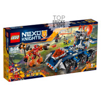 LEGO Nexo Knights, Axl's Tower Carrier (70322)