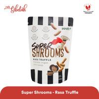 Super Shrooms Keripik Jamur - Mushroom Chips Ppuff! 30gr