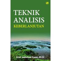 Buku Teknik Analisis Keberlanjutan Akhmad Fauzi