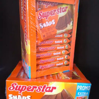wafer superstar snaps box