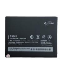 Batre Baterai Battery Double Power Redmi Note 2 BM45 Merk C&C