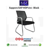 Kursi Kantor / Kursi Hadap Sapporo SAP HDP-610 / Kursi Jaring