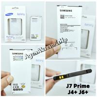 Batre Samsung J4 Plus J6+ EB-BA710ABE Baterai Samsung J7 Prime G610F