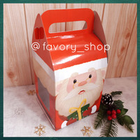 Dus Natal 2 Toples uk 500gr TB Santa / Christmas Hampers Packaging
