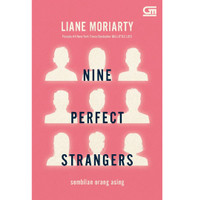 Buku Sembilan Orang Asing (Nine Perfect Strangers)