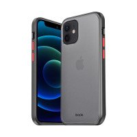 Ibacks Barvity Premium Case for Iphone 12 Compatible 12 Pro