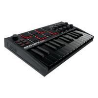 Akai MPK Mini MK3 LE Black - Ultra Portable USB Midi Keyboard 25Key
