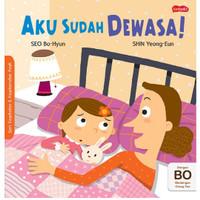 Buku Cerita Aku Sudah Dewasa Berwarna FUll Colour Funtastic Gramedia
