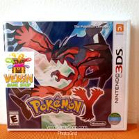 3DS Pokemon Y (Asia)