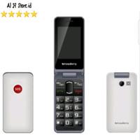 Hp Lipat Murah Original Strawberry ST77 Venice Flip not Nokia Lipat