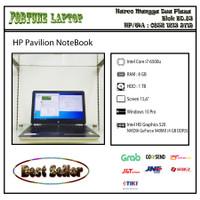 HP Pavilion NoteBook |Core i7-6500U |VGA NVIDIA GeForce 940 MX (4 GB)