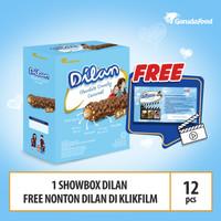 DILAN - Chocolate Crunchy Caramel FREE Voucher Klikfilm