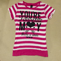 Kaos anak adem stripes