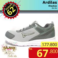 Ardiles Shaokao Sepatu Sneaker Anak Olahraga Senam [Size 33-38] - 33