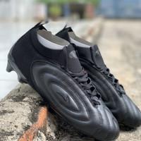 sepatu bola specs original barricada Fuerza ELITE FG triple black 2020