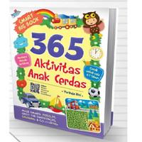 Buku Smart Big 365 Aktivitas Anak Cerdas Yurinda Dini Cikal Aksara