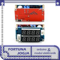 Modul XL4015 Voltmeter Ammeter Step Down DC-DC Converter 5A CC CV