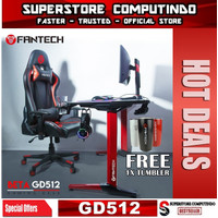 Fantech BETA GD512 Gaming Desk - Meja Gaming GD-512