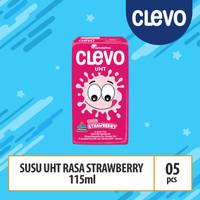 Susu UHT Rasa Stroberi -125ml By Garudafood - SUC02