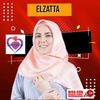 Keisha Siera Elzatta Hijab Jilbab Kerudung Segiempat Segi Empat Polos