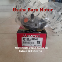 Wheel Cylinder Master Rem Roda Depan Kanan Rh Datsun 620 1.5cc J15