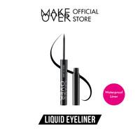 Make Over Liquid Eye Liner Black 1.8ml