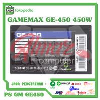 Power Supply GameMax GE-450 450 Watt Eco Friendly ATX PSU