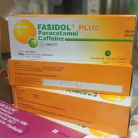 fasidol plus box