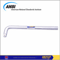 """L offset Handle 3/4"""" DR x 16 American Tool 8957446"""