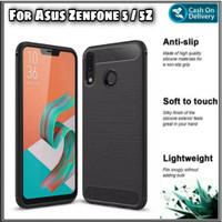Soft Case Asus Zenfone 5 / 5z Casing Slim Hp Back Case Cover
