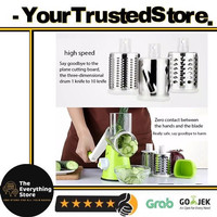 Nutri Slicer Rev Original / Alat Pemotong Sayuran Praktis | Pemotong