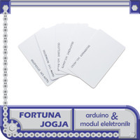 Kartu RFID 125kHz Card Tag DIY Electronic Project