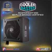 Cooler Master MasterWatt 650 80plus Bronze Modular MPX-6501-AMAAB