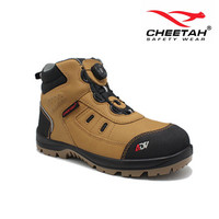 Cheetah -Safety Shoes - Jubatus Sand ADV