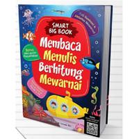 Buku SMART BIG BOOK MEMBACA, MENULIS, BERHITUNG, MEWARNAI Arti astari