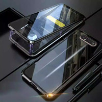 Samsung A80 double side magnetic case