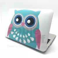 MacBook Case Motif OWL