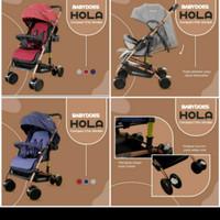 Stroller BabyDoes Hola CH311 / Kereta Dorong Bayi