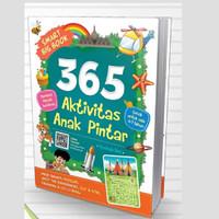 Buku Smart Big Book 365 Aktivitas Anak Pintar Yurinda Dini Cikal Aksar
