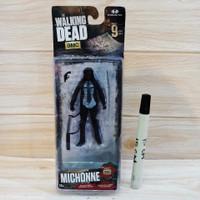 mainan action figure Michonne the walking dead movie series tinggi sek